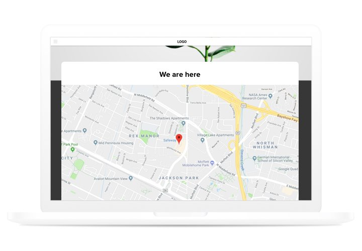 Google Maps - Add Map app to Shopify website
