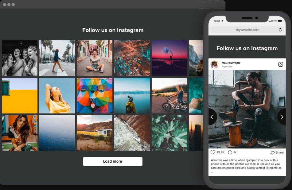 Best Instagram Feed Plugin for Website - InstaShow for Free