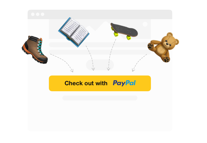 PayPal Button - Add PayPal app to Shopify website (2019)