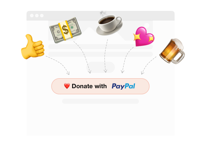 PayPal Button - Add PayPal payment code to HTML website (2019)