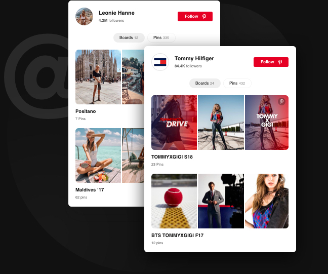 Open a way to more Pinterest followers