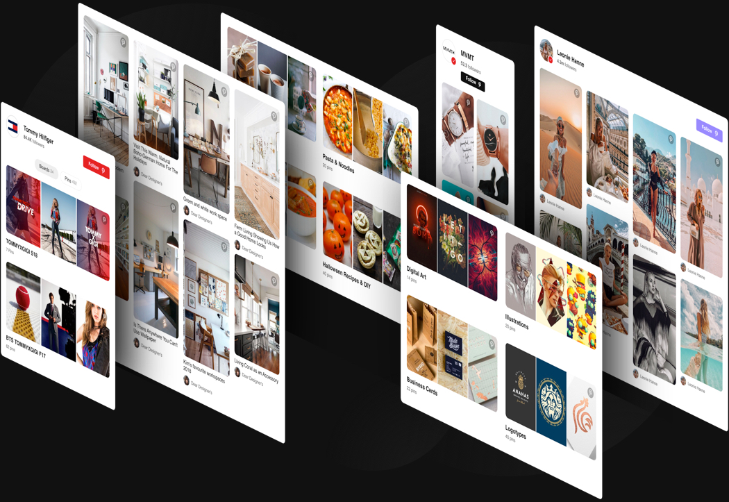 Customize your feed with ease