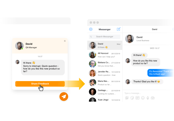 Facebook Chat - add Messenger app to Wix website (in 2 minutes)