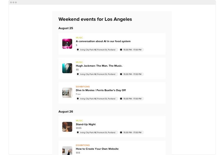 Event Calendar Add Calendar App To Drupal Website 2021