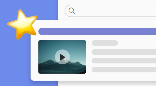 How to Make Video Snippets Appear in Google Search Results