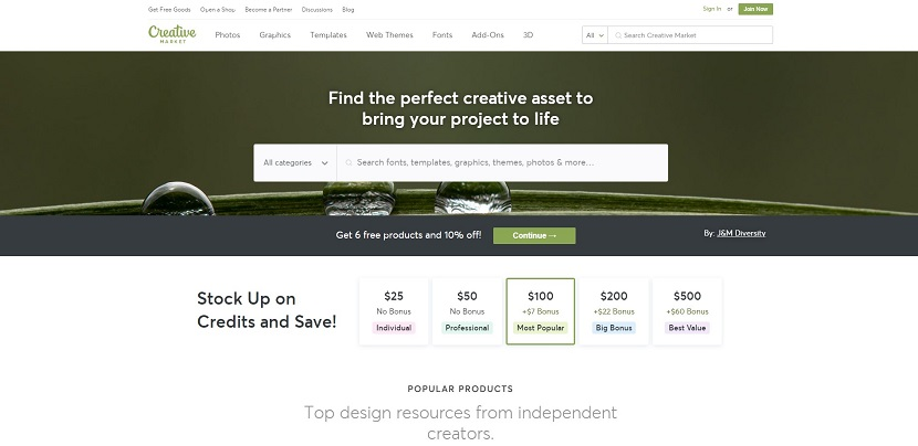 Creativemarket buy templates