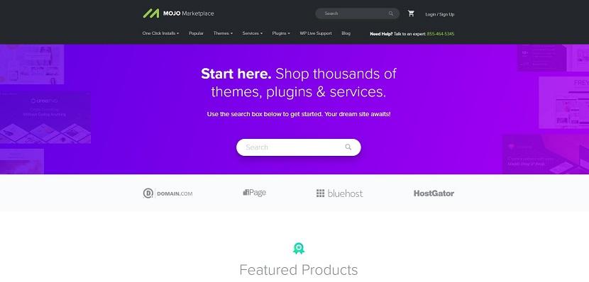 Mojo Themes buy templates