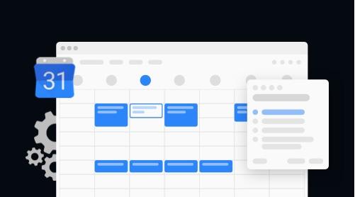 How to use Google Calendar API v3: cost, limits, examples