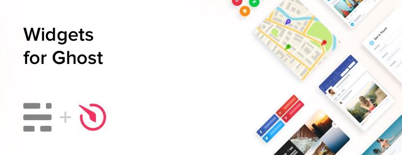 i migliori widget gratuiti per il tuo sito web ghost