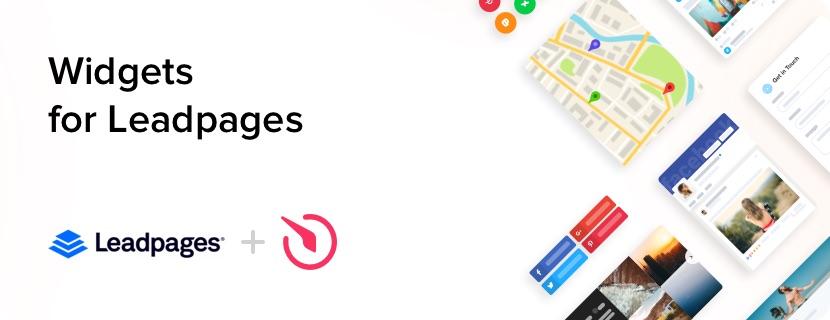le migliori integrazioni gratuite per il tuo sito web leadpages