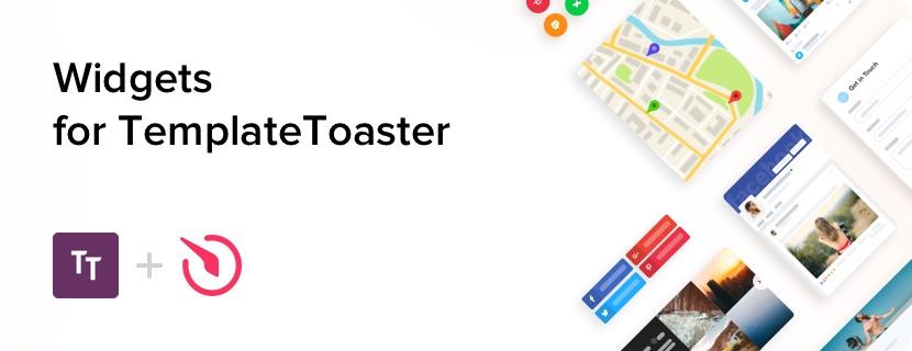 i migliori widget gratuiti per il tuo sito templatetoaster