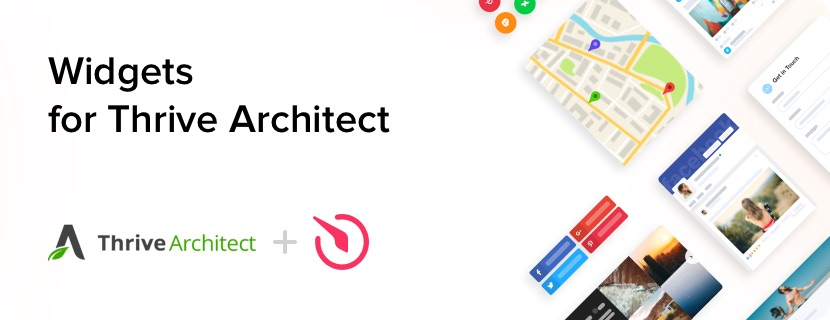 the best free thrive architect widgets for your website