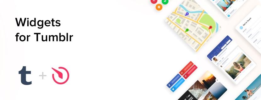 i migliori widget gratuiti per il tuo sito web tumblr