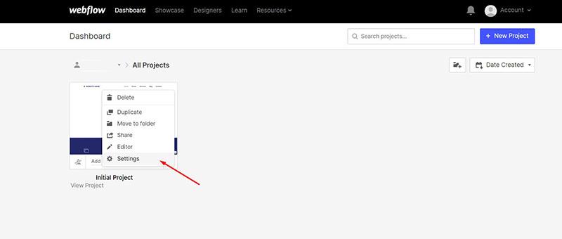 Webflow API tutorial
